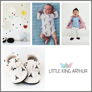 little-king-arthur webshop