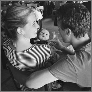 Robin, blogger bij babylabel
