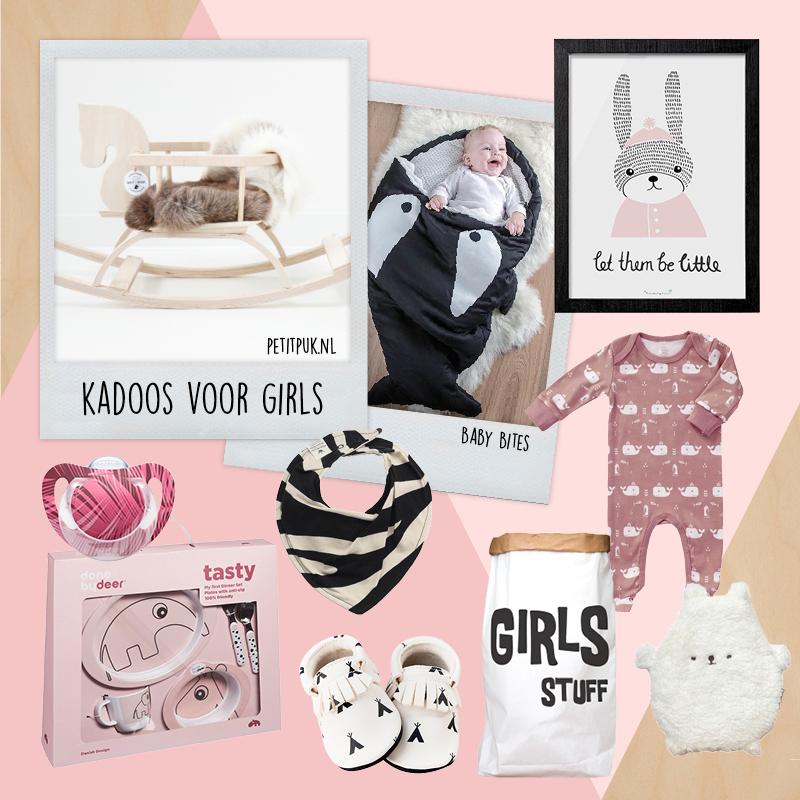 Baby cadeautjes, hippe baby spullen