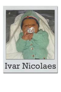 Ivar Nicolaes