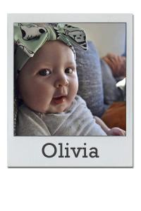 Olivia babyfoto