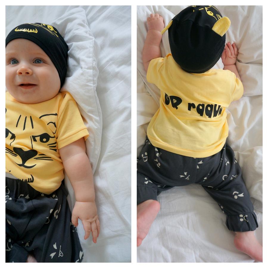 Qtie babykleding, hippe babykleding, review babykleding babylabel
