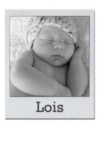 babyfoto Lois