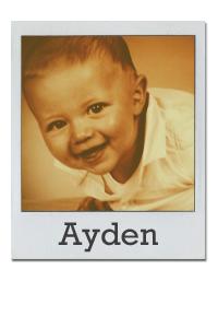 babyfoto insturen babylabel,
