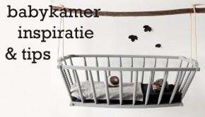 babykamer inspiratie, babykamer voorbeelden