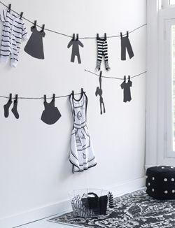 hippe babykamers, babykamer voorbeelden