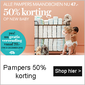 pampers-korting