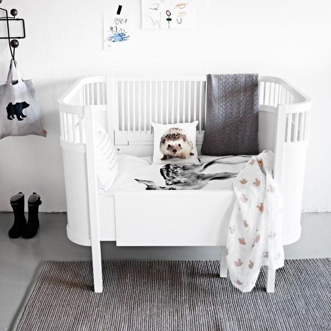 sebra-babybed, sebra kili-bed, babykamer inspiratie