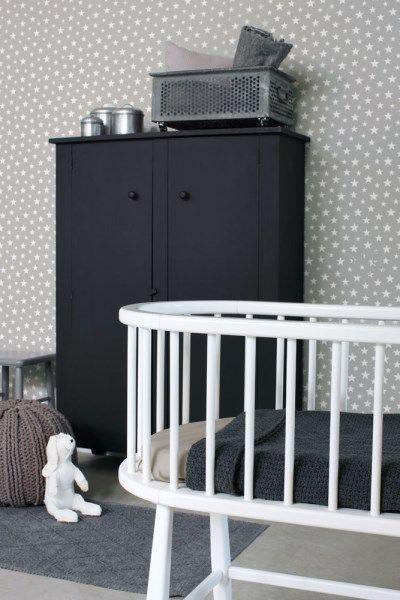 Babykamer inspiratie en voorbeelden  Hippe babykamers