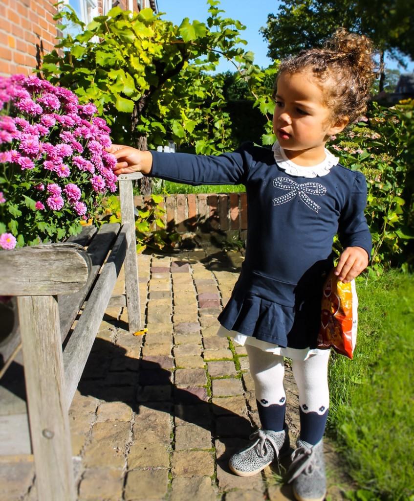 Le chic babykleding, feestkleding voor kinderen