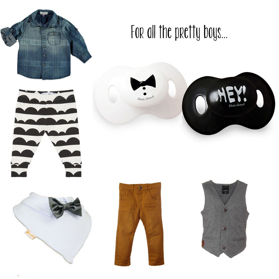 Babylabel Party Time boys, baby feestkleding, babykleding jongens