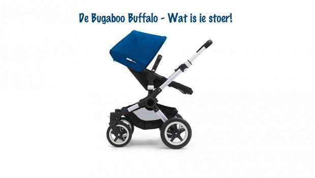 Bugaboo Buffalo, hippe kinderwagen