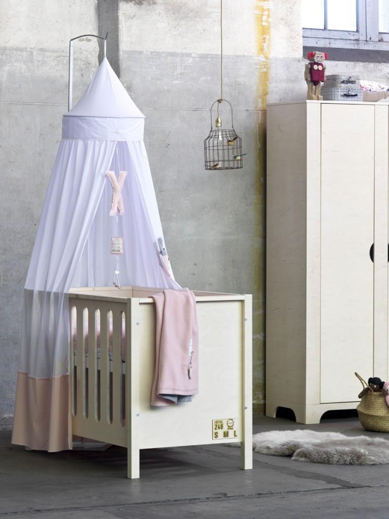 babykamers, stapelgoed-ledikant-cargo