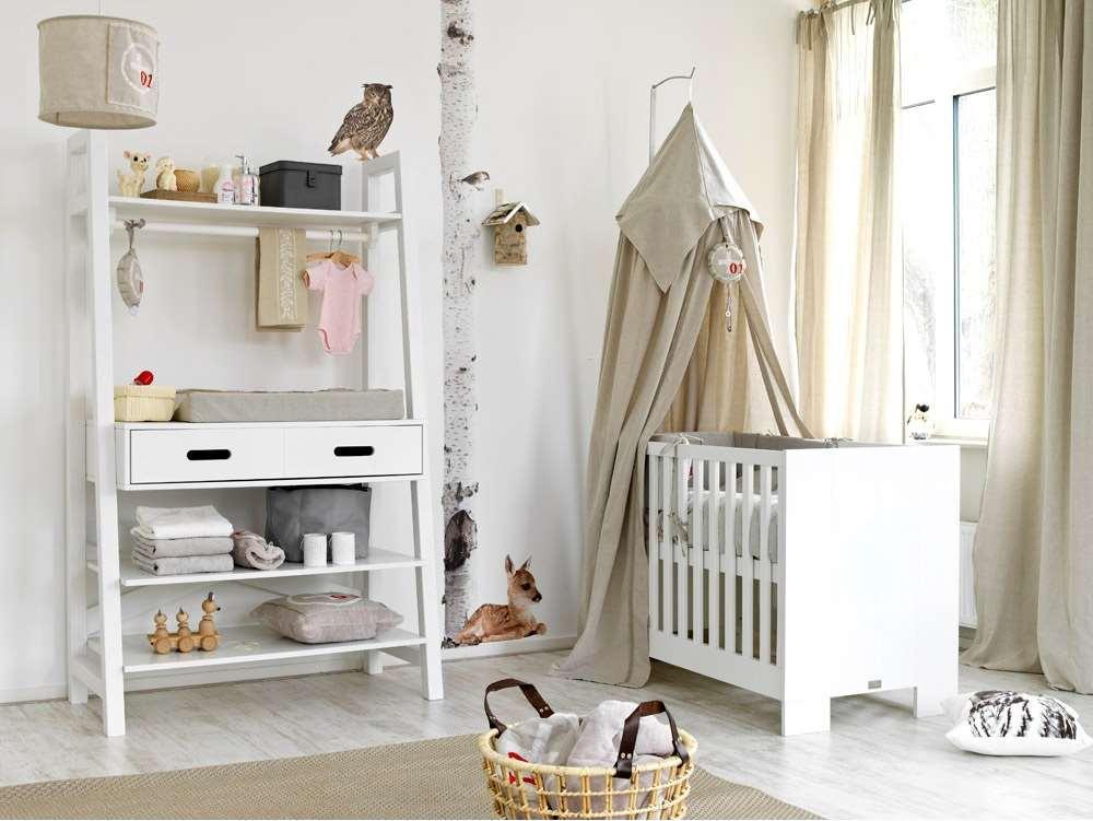 5 babykamers om bij weg te dromen babylabel - Gordijn voor baby kamer ...