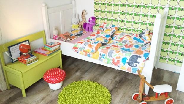 Peuterbed Of Groot Bed.Grote Meisjesbed Babylabel