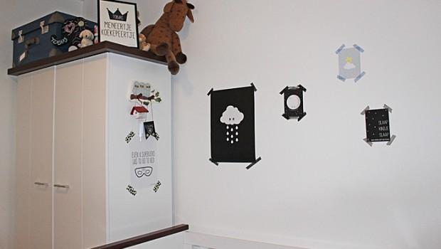 posters babykamer