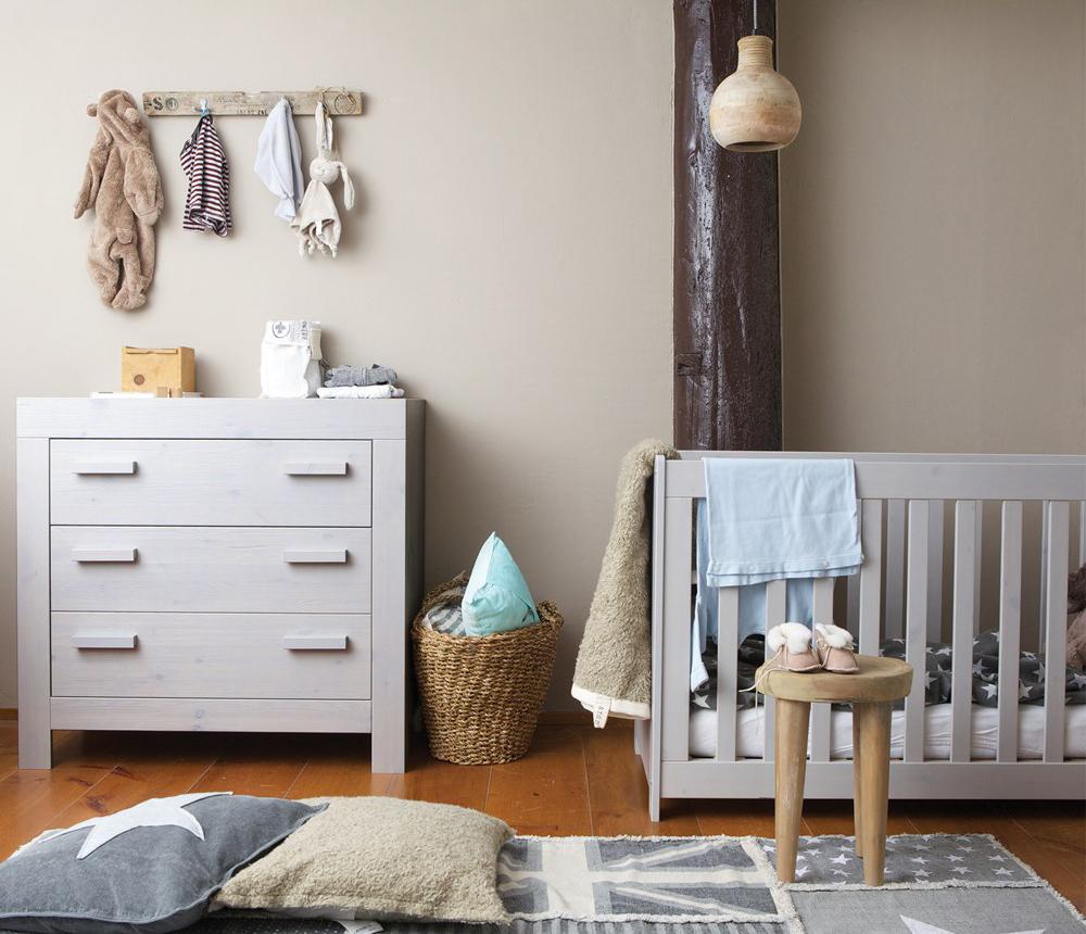 5 babykamers om bij weg te dromen - babylabel, Deco ideeën