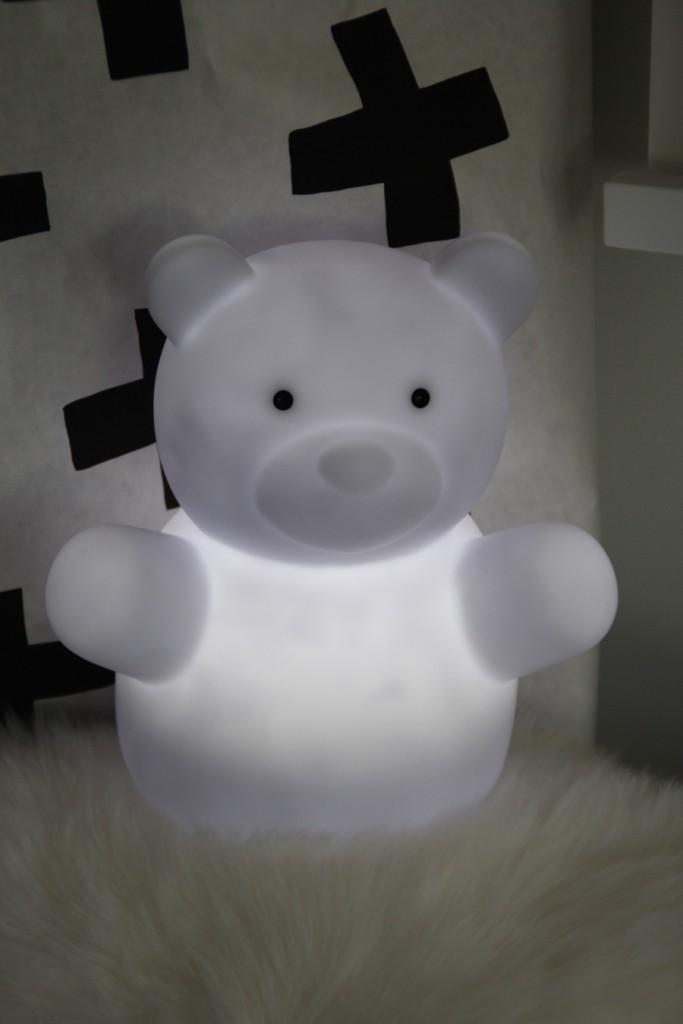 ISI MINI nachtlamp, berenlamp, babykamer