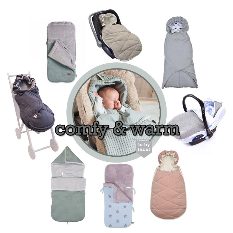baby voetenzakken, wikkeldekens baby, baby verzorging, babylabel