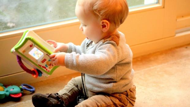 verhaaltjes verteller, fisher price, baby speelgoed
