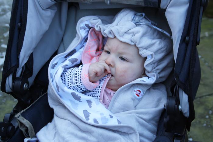 Wrapper Clever Quilt, lodger, babylabel, baby benodigdheden