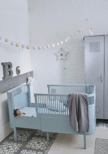 lodger, quilt, babykamer