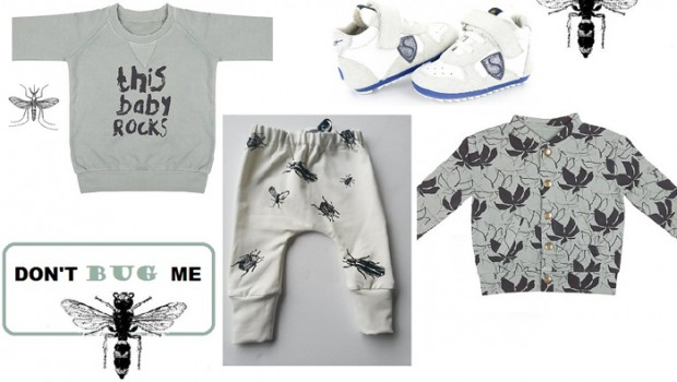 beestjes prints babykleding, hippe kinderkleding