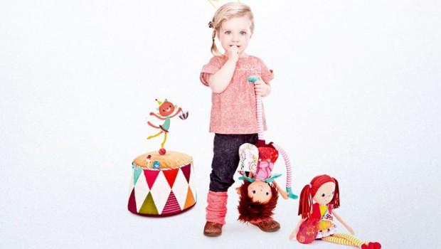 lilliputiens babyspeelgoed