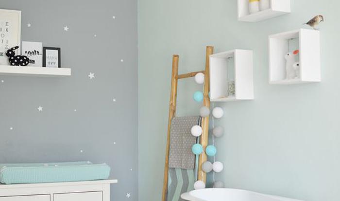 mintgroen op de babykamer | babykamers babylabel, Deco ideeën