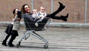tweelingzwangerschap, ojee het zijn er twee, babylabel, in verwachting van een tweeling