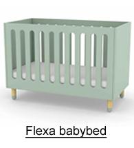 Flexa babybed