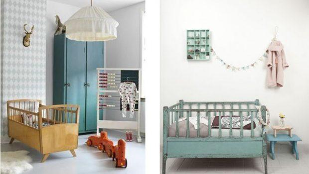 vintage babykamer inspiratie | babylabel, Deco ideeën