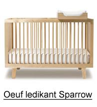 Oeuf ledikant sparrow