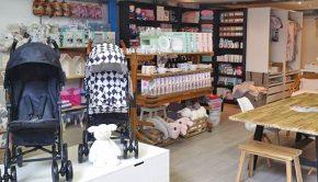 opening winkel mevrouw schaap, showroom mevrouw schaap