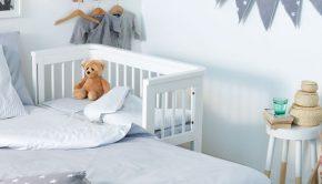 waar moet een babybedje aan voldoen, de leukste babybedjes
