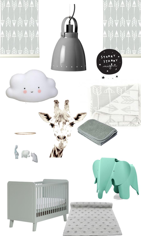 Neutrale babykamer idee n en inspiratie babylabel - Ideeen deco kamer babymeisje ...