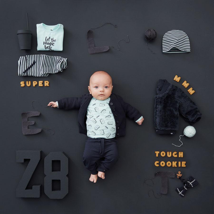 nieuwe Z8 collectie, Z8 newborn collectie winter, z8 baby, hippe babykleding,