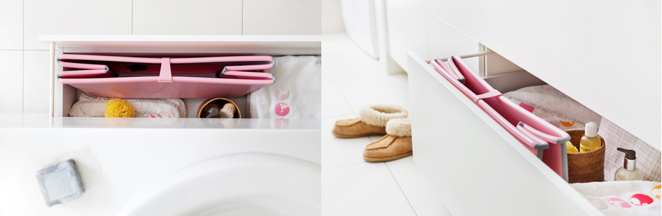 Stokke kinderbad, babybadje, Stokke Flexi-bath kinderbadje, tokke® Flexi Bath® Newborn Suppor