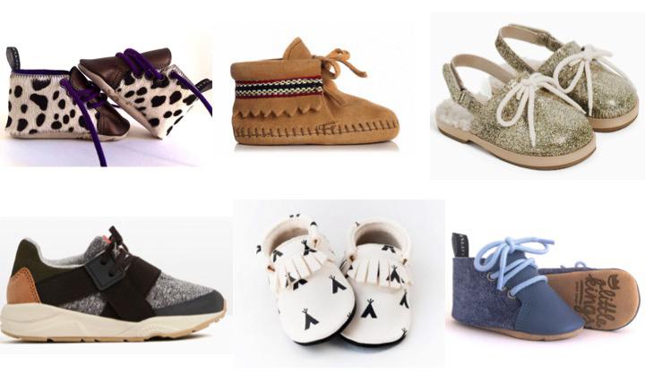 Inspiratie Babyschoenen, leuke babyschoentjes, hippe babyschoenen