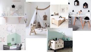 Sfeerbeelden interieur babykamer, woontrends kinderkamer, woontrends babykamer