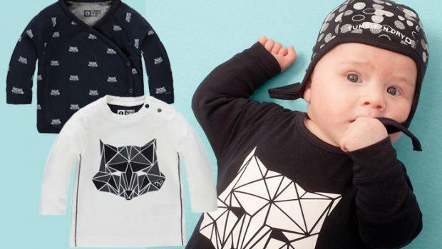 baby jongen, trends babykleding, stoere babykleding
