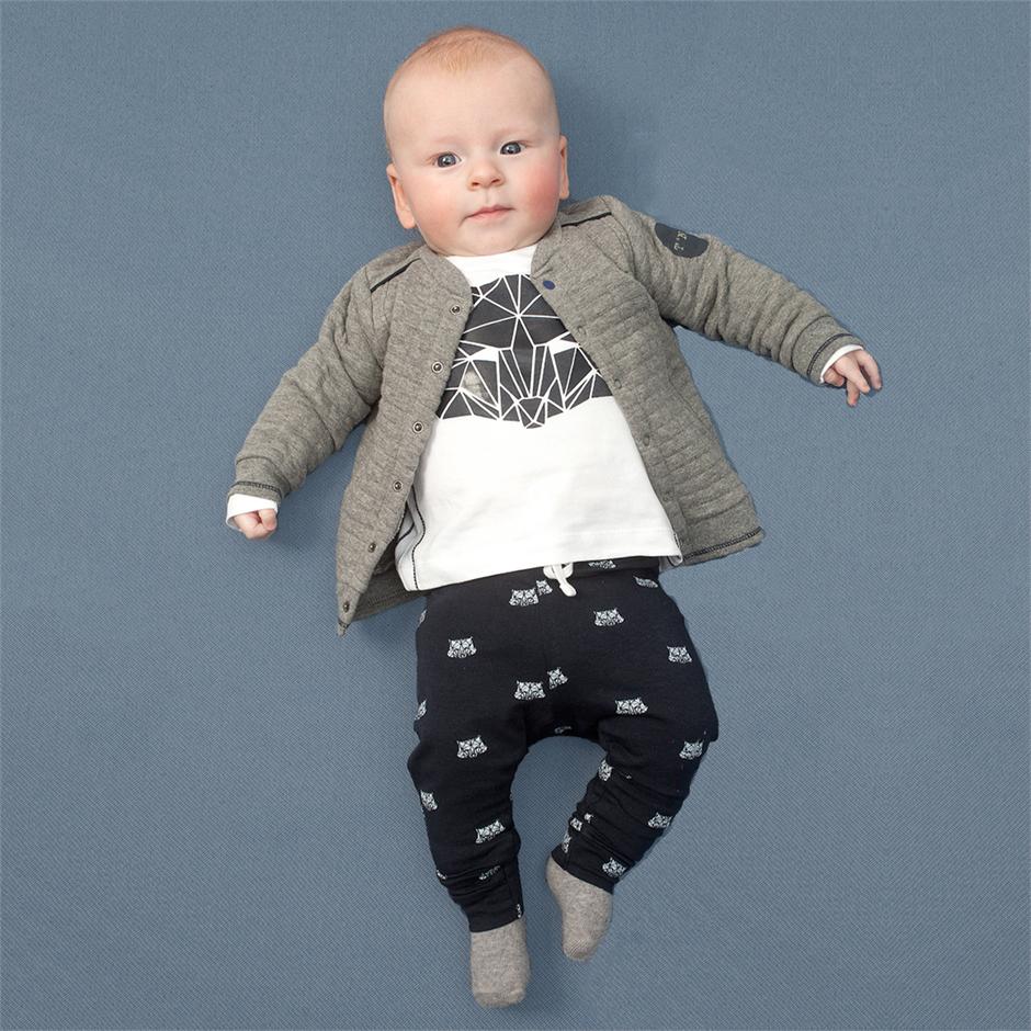 Babykleding Jongen.Trends Babykleding Wildlife Voor De Baby Boys Babylabel