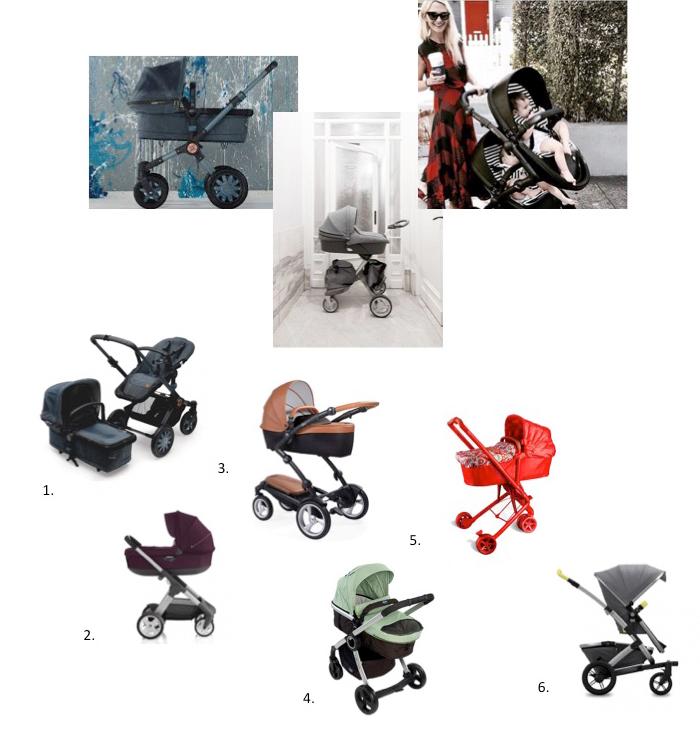kinderwagens, hippe kinderwagens, baby uitzet, babylabel