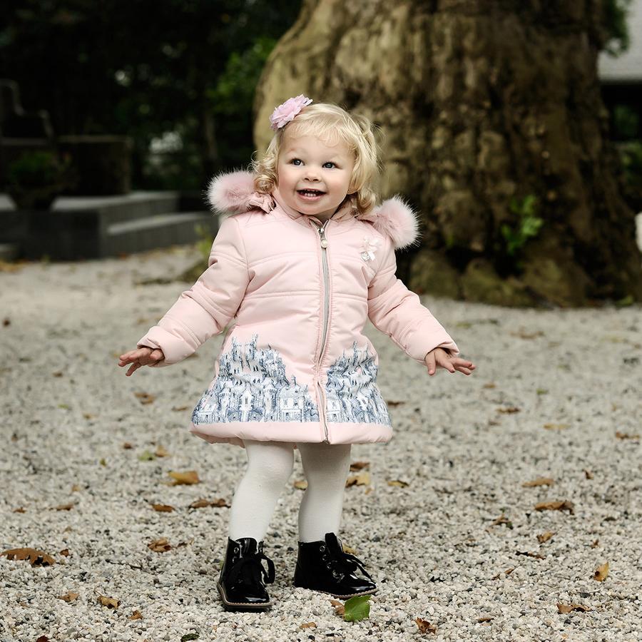 le chic winterjas, kinder winterjassen, leukste kinderjassen, babyjassen, hippe babyjasjes