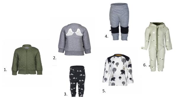 nOeser winter collectie, noeser 2016-2017, nieuwe collectie, hippe babykleding