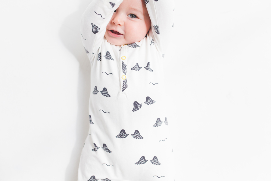 noeser winter collectie, hippe babykleding