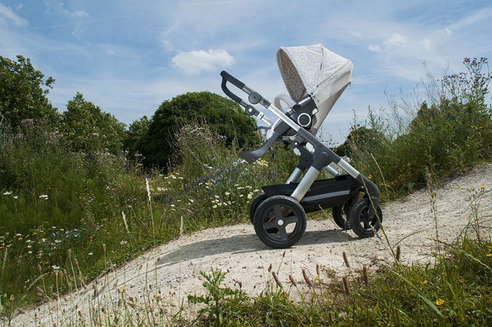 stokke summer kit, stokke kinderwagen, babylabel