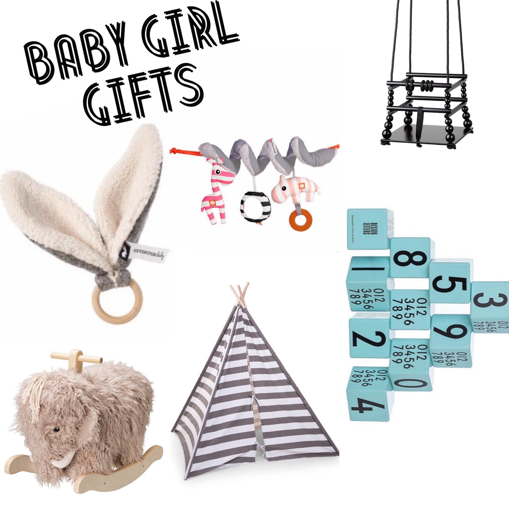 Baby speelgoed, baby meisje, De Gele Flamingo, baby girl
