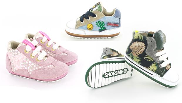 babyschoenen en babyslofjes