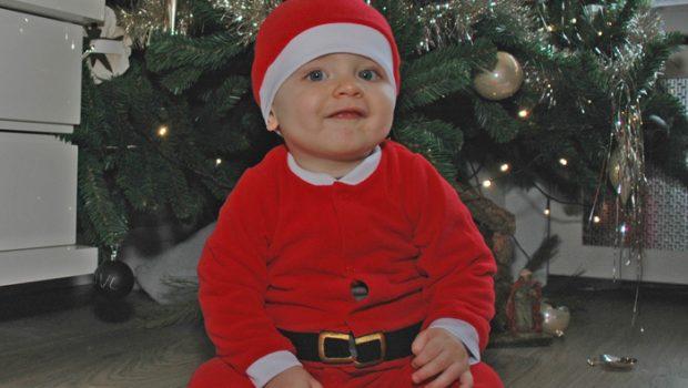 kerst, baby foute kersttrui, babylabel